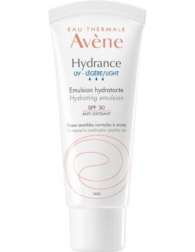 Avène Hydrance Emulsión Hidratante UV Légère SPF 30 x 40mL en Piel Farmacéutica