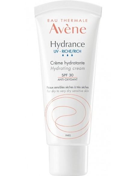 Avène Hydrance Crema Hidratante UV Riche SPF 30 x 40mL