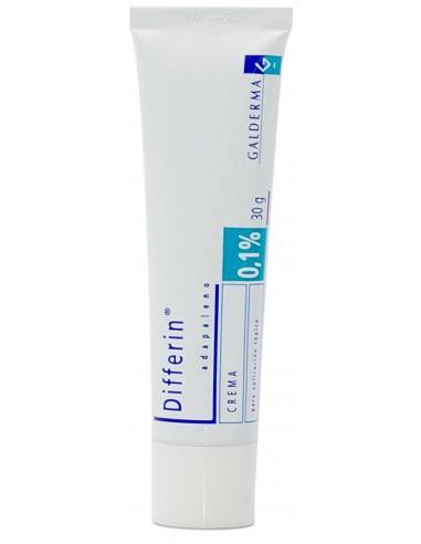 Differin Crema 0.1% x 30g en Piel Farmacéutica