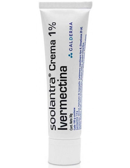 Soolantra Crema 1% x 30g