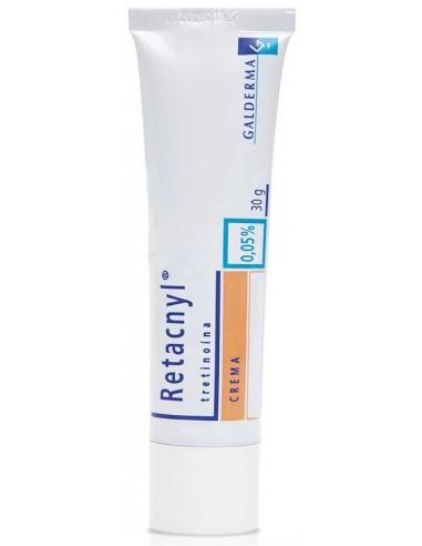 Retacnyl Crema 0.05% x 30g en Piel Farmacéutica