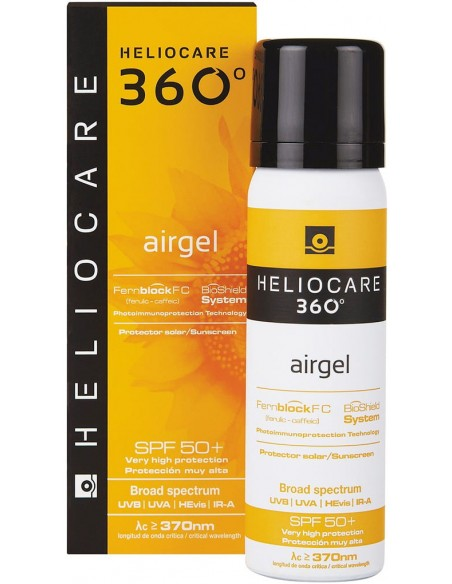 Heliocare 360 Airgel SPF 50 x 60mL