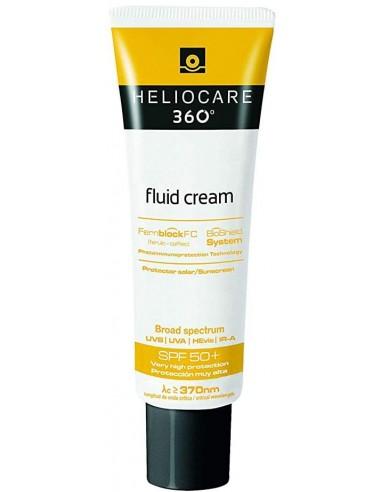 Heliocare 360 Fluid Cream SPF 50+ x 50mL en Piel Farmacéutica
