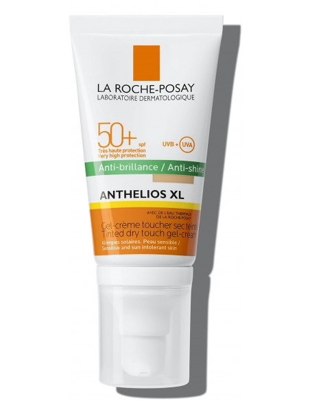 Anthelios XL Anti-Brillos Toque Seco Color SPF 50+ x 50mL