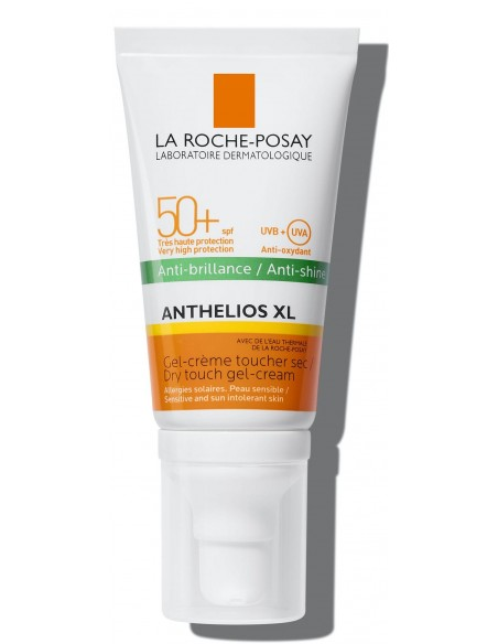 Anthelios XL Anti-Brillos Toque Seco SPF 50+ x 50mL