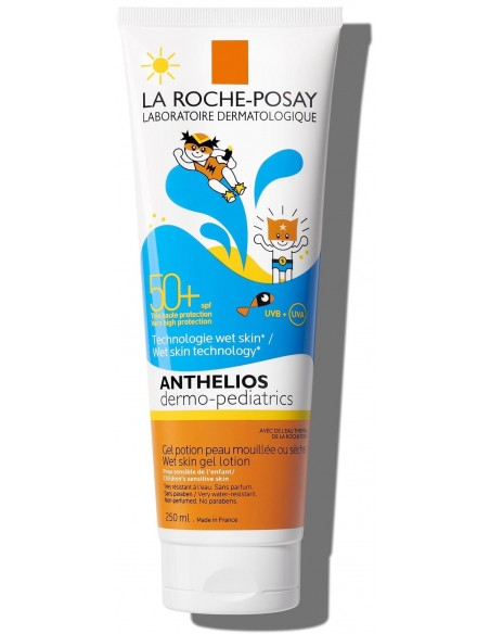 Anthelios Dermo-Pediatrics Gel Wet Skin SPF 50+ x 250mL