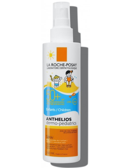 Anthelios Dermo-Pediatrics Spray SPF 50+ x 200mL