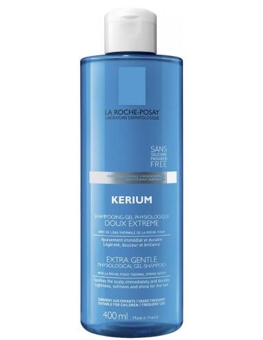 Kerium Shampoo Suavidad Extrema x 400mL en Piel Farmacéutica