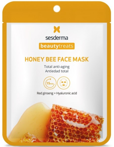 Mascarilla Beauty Treats Honey Bee Mask x 22mL