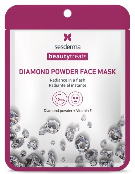 Mascarilla Beauty Treats Diamond Powder Mask x 22mL