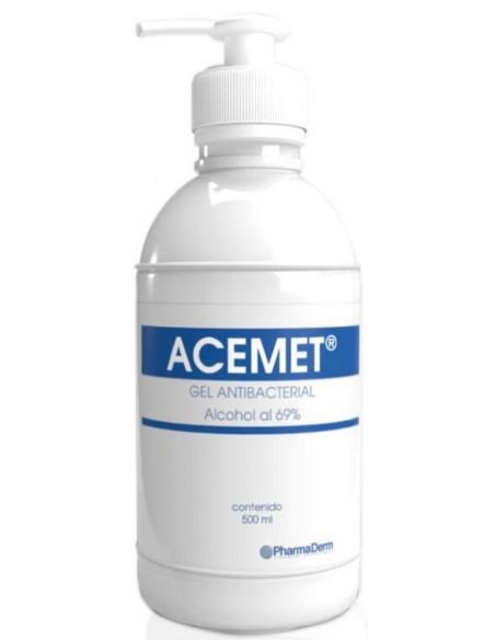 Acemet Gel Antibacterial x 500mL