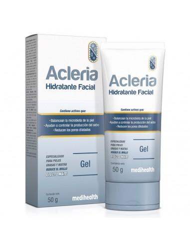 Acleria Hidratante Facial x 50g en Piel Farmacéutica