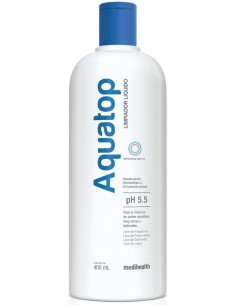 Aquatop limpiador líquido x 400 mL