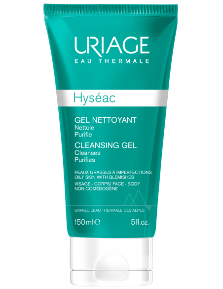 Uriage Hyséac Gel Limpiador x 150mL