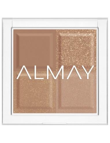 Almay Sombra Shadow Squad Pure Gold Baby x 3.5g en Piel Farmacéutica