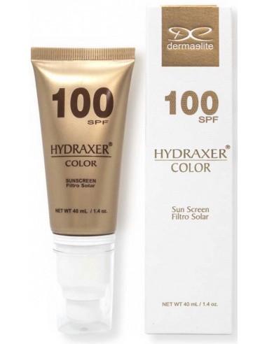 Hydraxer Color SPF 100 x 40mL en Piel Farmacéutica