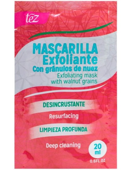 Mascarilla Exfoliante x 20mL