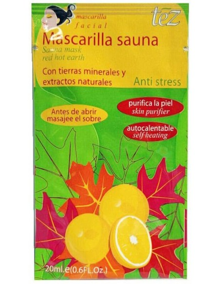 Mascarilla Sauna x 20mL