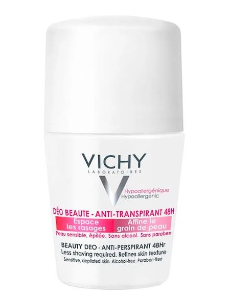 Vichy Deo Roll-On Beauty Aclarador de Piel x 50mL