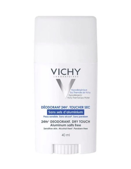 Vichy Deo Stick Tacto Seco x 40mL