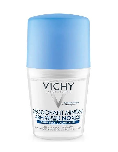 Vichy Deo Roll-On Mineral x 50mL