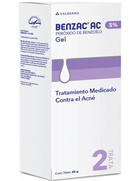 Benzac AC 5% x 60g