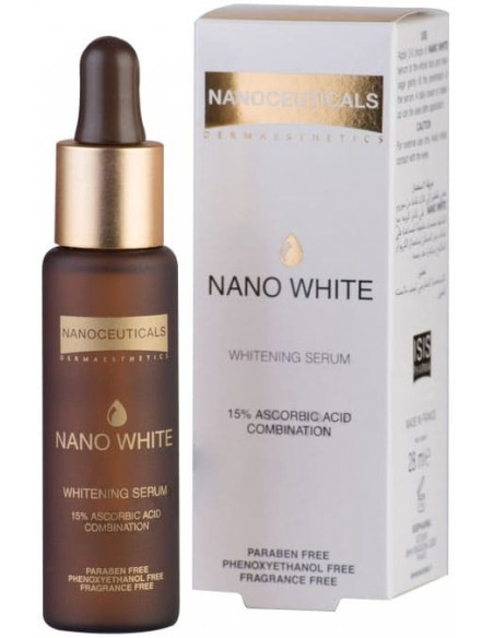 Nano White Sérum x 28mL