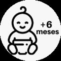 Apto para bebés +6 meses