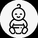 Apto para neonatos